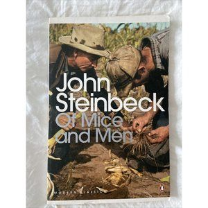 Of Mice and Men by John Steinbeck: Used
